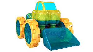 Lite Poppers Loader Construction Playset Toy