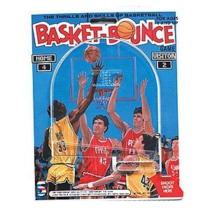 Patch Products Inc. Basket Bounce