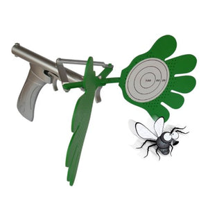 MacFlowers Inc. Fly Pistol - A Novelty Fly Swatter Flypistol