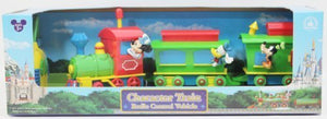 Disney Mickey Mouse Remote Control Character Train - Disney Parks Exclusive & Limited Availability