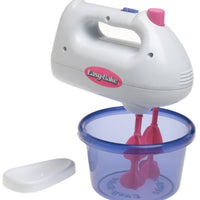 Easy-Bake Hand Mixer & Bowl