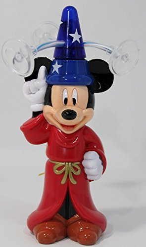 Disney Parks Exclusive Sorcerer Mickey Mouse Light-Up Spinner Chaser Toy