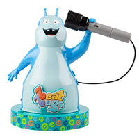 Beat Bugs Molded Sing Along Karaoke with Microphone