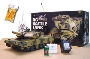 German Leopard II A5 Main Battle Tank RC Airsoft Radio Control 1/24 MBT