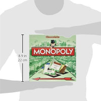 Monopoly Chocolate Editions of Hasbro Games Monopoly Chocolate Edition, 5.1 Ounce