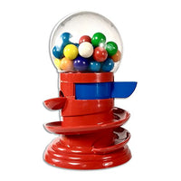 Sweet Spot Spiral Gumball Bank (Colors May Vary) Gumball Bank