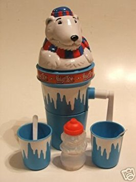 Polar Ice Snow Cone Maker Frosty Bites Collection