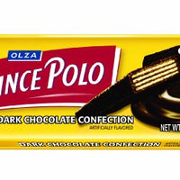 OLZA Prince Polo Classic Dark Chocolate Confection, 32-Count (1.2-Ounces) Bars