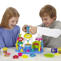 Play-Doh Frosting Fun Bakery Cake and Cupcake Toy