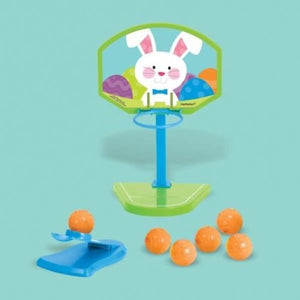 Easter Bunny Theme Desktop Basketball Game