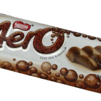 Nestle Aero Milk Chocolate Bar, (27 g) 1.4 Ounce (Pack of 12)