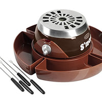 Nostalgia SMM300 Party Size Electric S'mores Maker