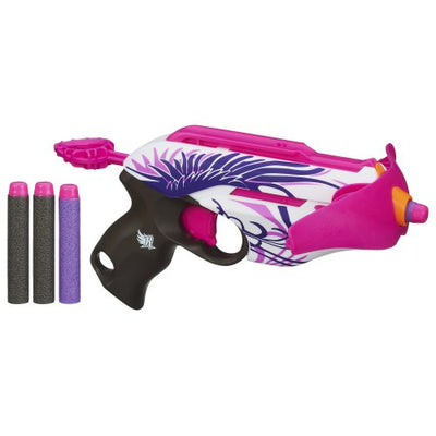 Nerf Rebelle Pink Crush Blaster (Amazon Exclusive)