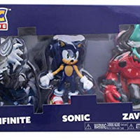 "Sonic Collector Series 3"" Figure Pack"