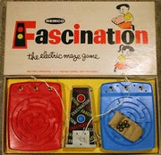 Vintage 1961 Remco Fascination Electronic Game