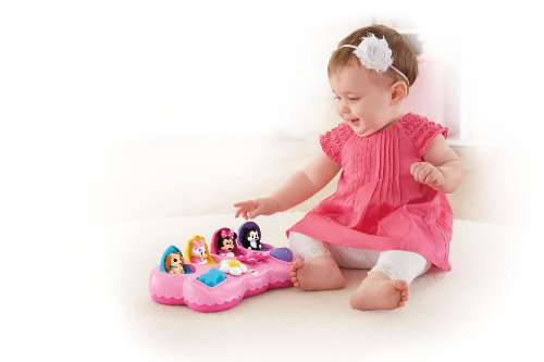 Fisher-Price Disney Baby: Minnie Mouse Pop-Up Surprise