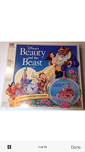 Disneys Beauty and the Beast Game
