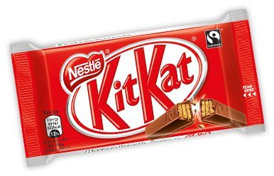 Kit Kat 4-Finger Bar 45g 10 PACK