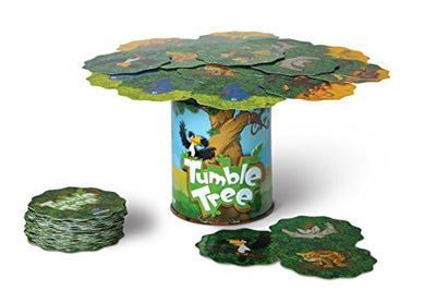 Blue Orange Games Tumble Tree Balancing Card Game for Families