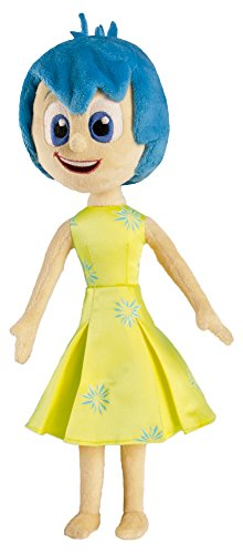TOMY L61311 Inside Out Talking Plush, Joy