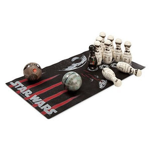 Disney Parks Star Wars Imperial Bowling Set w/ Bowling Lane - Disney Parks Exclusive