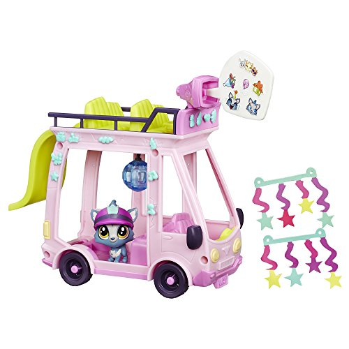 Littlest Pet Shop LPS Shuttle