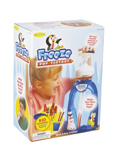Little Kids Freeze Pop Factory