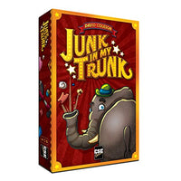 Junk in My Trunk: Whimsical Yet Strategic Card Game