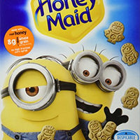 Honey Maid Despicable Me Graham Snacks