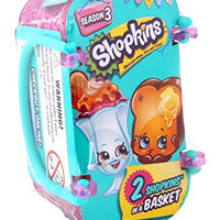 Shopkins Season 3 (2-Pack & Basket) (Discontinued by manufacturer)