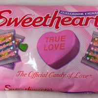 Sweethearts Conversation Hearts Classroom Exchange, 20 Individual Packs