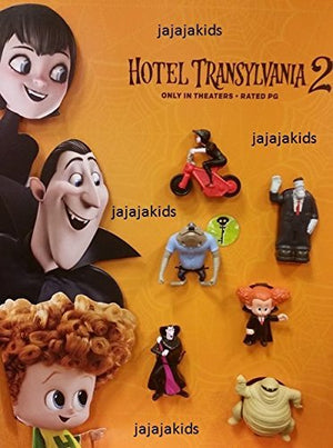 Mcdonalds 2015 Hotel Transylvania 2 - SET OF 6