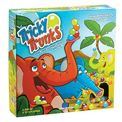 Blue Orange Games Tricky Trunks Game