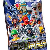 Blind Bag Figures - Series 12 Blue (9241) - Action Figure by Playmobil (10624)