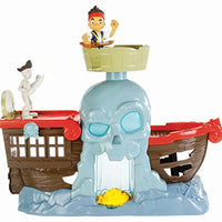 Fisher-Price Disney Jake and The Never Land Pirates Jake's Battle at Shipwreck Falls