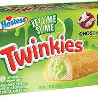 Hostess Ghostbusters Key Lime Slime Twinkies - LIMITED EDITION