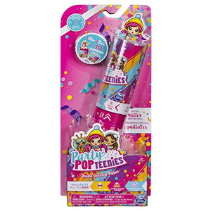 Party Popteenies - Double Surprise Popper, with Confetti, Collectible Mini Doll and Accessories, for Ages 4 and Up (Styles May Vary)