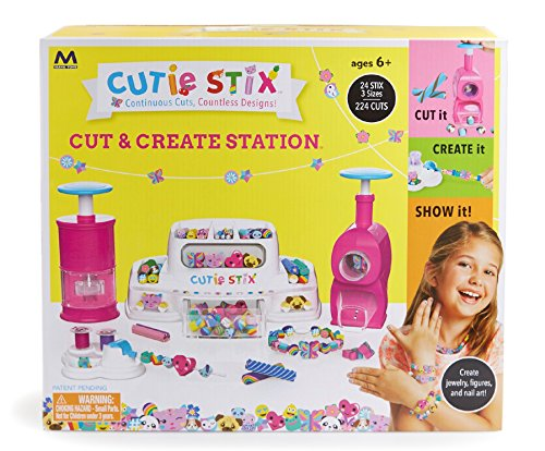 Cutie Stix Maya Toys Cut & Create Station Jewelry Making