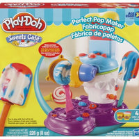 Sweets Caf Perfect Pop Maker Playset
