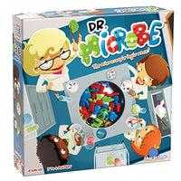 Blue Orange Games Dr. Microbe Game