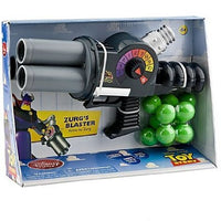 Disney Park Exclusive Toy Story Emperor Zurg's Glow In The Dark Blaster