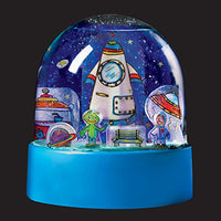 Faber Castell Creativity for Kids Make Your Own Light-Up Water Globe