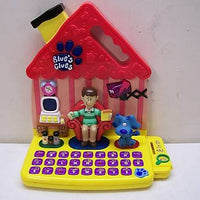 Blues Clues Computer Electronic Learning Game
