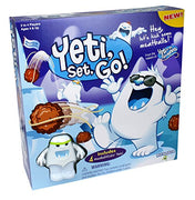 PlayMonster Yeti, Set, Go! Skill & Action Kids Game