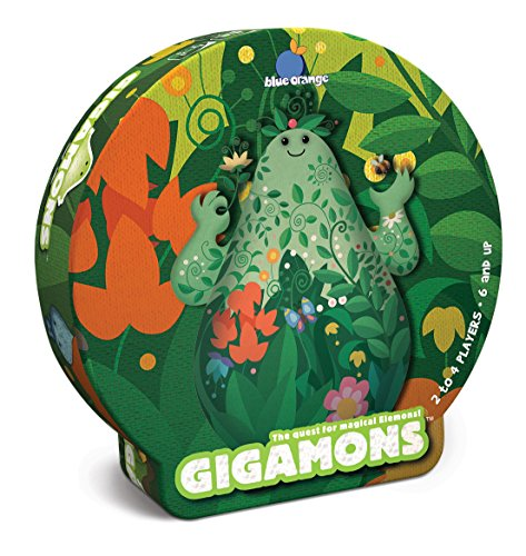 Blue Orange Gigamons - Memory Board Game