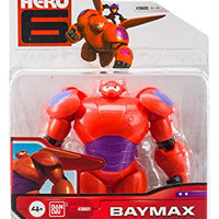 Big Hero 6 4-Inch Baymax Action Figure