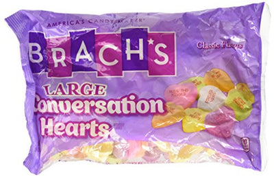 Brach's Large Conversation Hearts 15 Ounce Package