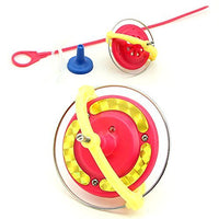 YSTD® New Magic Gyroscope Gyro With LED Whirling UFO For Kids Children Gifts Funny Toy