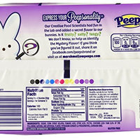 Peeps Mystery Flavor Chicks and Bunnys Candy - 2 Pack