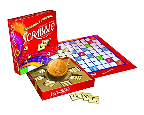 Scrabble Chocolate Editions of Hasbro Games, 5.4 Ounce